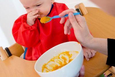 Su hijo no quiere comer: ¡no pierda la calma!