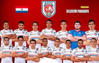 Con siete misioneros Paraguay enfrenta la Copa América en fútbol suizo