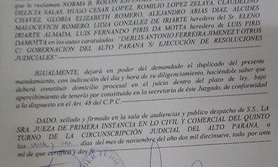"""Rosca de asesores y el Gobernador justifican   saqueo a indemnizados, diciendo que """"hubo acuerdo"""""""
