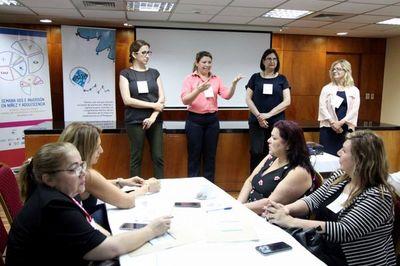Primer taller de Indicadores de Niñez y Adolescencia en Justicia
