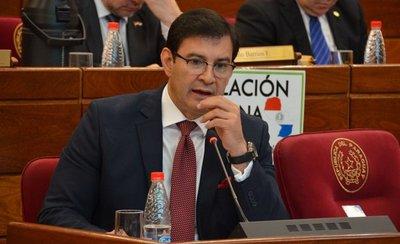 """Silvio Ovelar: """"es imposible sostener lo que aprobó Diputados"""""""