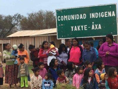 Diputados tratarán ley para construcción de camino para la Comunidad Indígena Yakye Axa