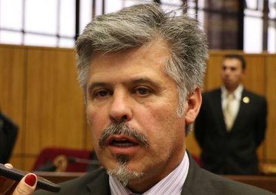 Senad investiga a sospechosos de formar parte de la red de Tarragó, afirma Giuzzio