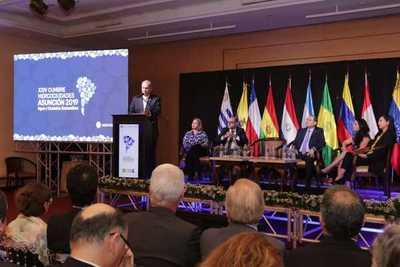 Cumbre de Mercociudadesreúne en Asunción a representantes de 349 ciudades de América del Sur