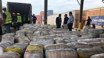 Fiscal anuncia sumario para aclarar quien permitió ingreso de contrabando por US$ 10 millones