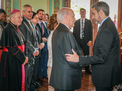 Alfredo Ratti juró como nuevo embajador paraguayo ante la Santa Sede