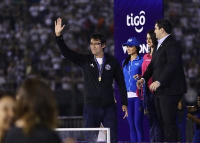 Raúl Vicente Amarilla renueva contrato con Olimpia
