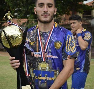 Altoparanaense es bicampeón con la reserva de Luque