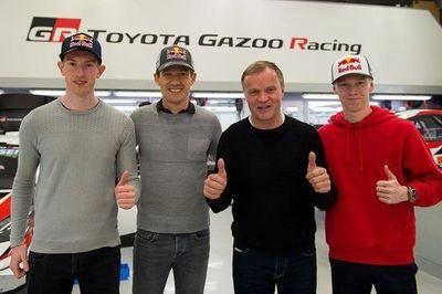 Ogier competirá con Toyota en 2020