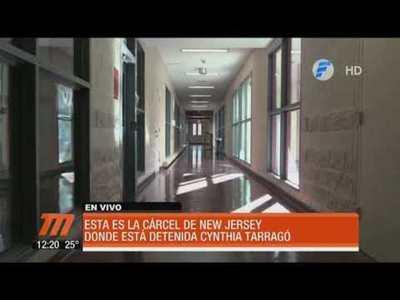 Cárcel donde está detenida Cynthia Tarragó en EE.UU.
