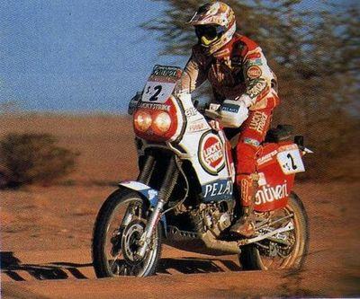 """Arcarons: """"El Dakar se gana con la cabeza, no por la velocidad"""""""