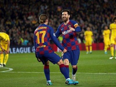 El Barcelona sella el pase a los octavos de final
