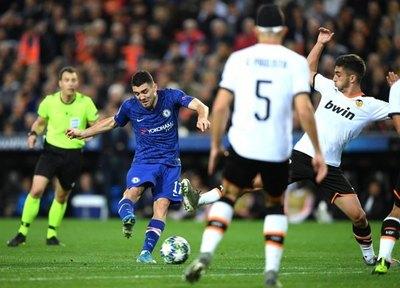 Chelsea y el Lyon no pudieron ganar
