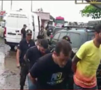 Expulsan del país a soldados del PCC