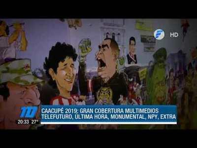 ¡Seguí la mejor cobertura de Caacupé 2019!