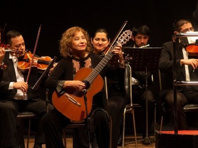 Tangos, valses y polcas suenan esta noche en el Teatro Municipal