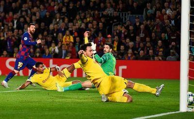 En el partido 700, Messi clasifica a Barça