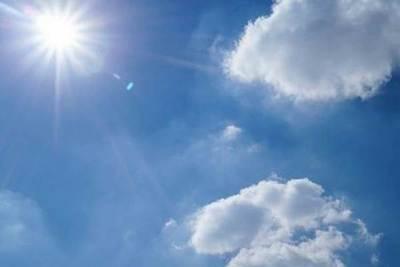 Jueves con amanecer cálido, tarde calurosa y sin lluvias