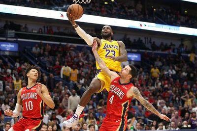 Lakers y Bucks dominan la NBA