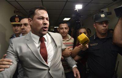 Mañana definirán si Ulises Quintana vuelve o no prisión