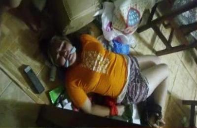 Violento asalto en Guarambaré: maniataron a una mujer