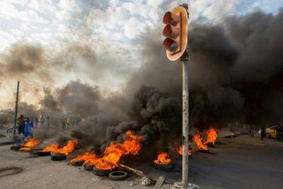 Al menos 28 muertos en sur de Irak en represión militar de las protestas