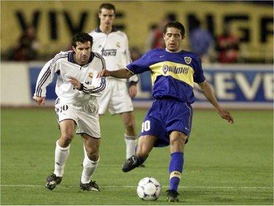 Boca quiere reeditar la Intercontinental ante el Real Madrid en la Bombonera