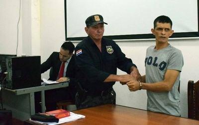 Condenan a 20 años de cárcel a hombre por robo con resultado de muerte