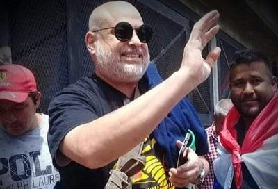 Payo Cubas ya no es senador
