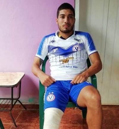 Dirigentes no asisten a futbolista lesionado, según denuncia