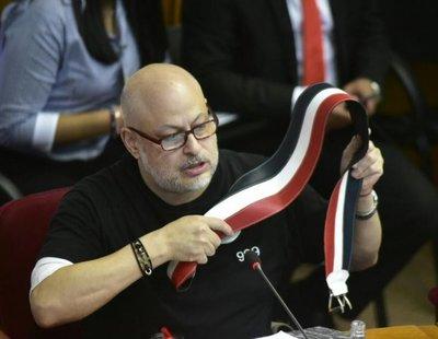 Expulsan a «Payo» Cubas del Senado