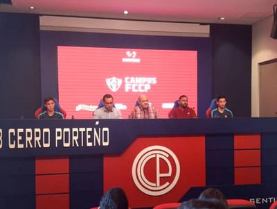 Mario Grana presenta el Campus FCCP