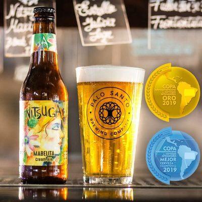 """Mabelita"" se corona como la mejor cerveza latinoamericana"