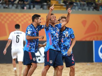 Japón deja a Sudamérica sin representante en la Copa Mundial