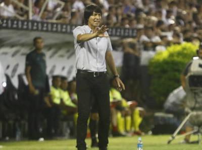 Daniel Garnero valora el triunfo por sobre todo