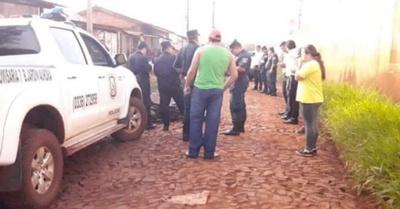 Confuso operativo de  policías dejó 2 finados