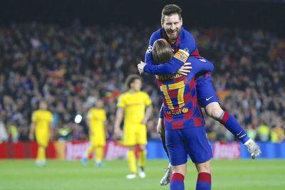Messi se acerca a su sexto Balón de Oro