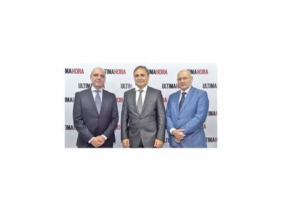 Italia valora estabilidad de Paraguay y promueve inversión