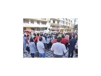 Hacienda denunció a huelguistas