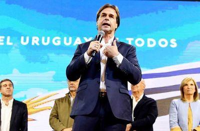 Se confirma victoria de Lacalle Pou en Uruguay