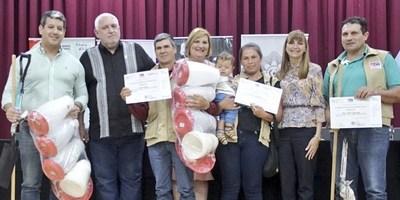MTESS REALIZÓ ACTO DE CLAUSURA DE SUS ACTIVIDADES EN ITAPÚA