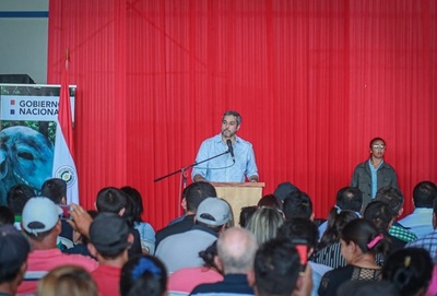 Anuncian construcción de hospital y otras obras en Caazapá