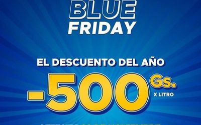 Llegó el Blue Friday de Barcos & Rodados