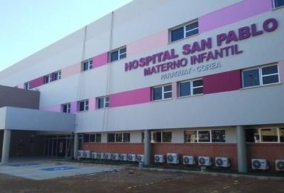 Niña dará a luz en el Hospital San Pablo