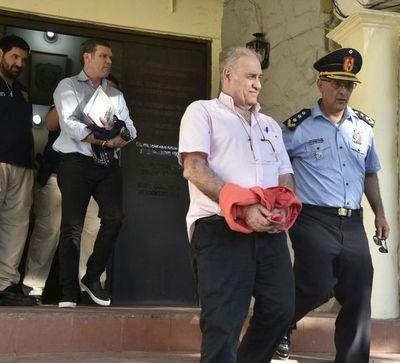 Tribunal decide que Ramón González Daher y su hijo sigan presos en Viñas Cue