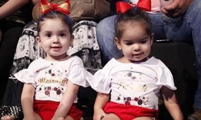 Las hijas de las hermanas Bogado se robaron la atención en el 'Baila'