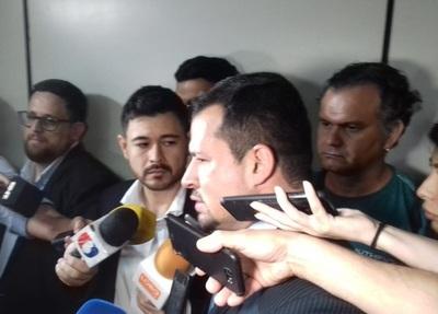 Ulises Quintana recusó a jueza