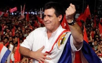 Tribunal Supremo del Brasil concede hábeas corpus a Horacio Cartes