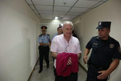 Ratifican prisión para Ramón González Daher y su hijo