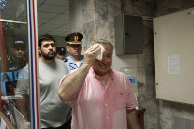 Vía libre para juicio oral a Oscar González Daher, Fernández Lippmann y Carmelo Caballero